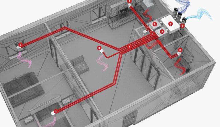Проектування і монтаж вентиляції